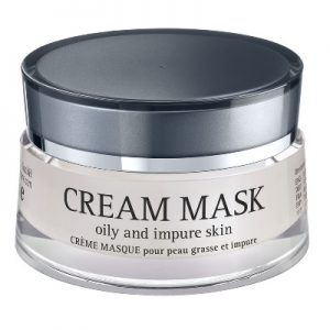 Cream Mask for oily and impure Skin