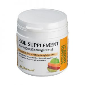 Food Supplement Vitamin Mineral